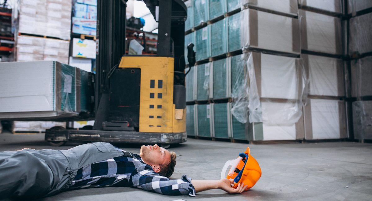 accidentul la muncă